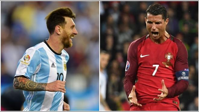 Messi i Cristiano, del cim al precipici