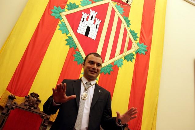 Jordi Ballart toma el relevo de Pere Navarro en Terrassa