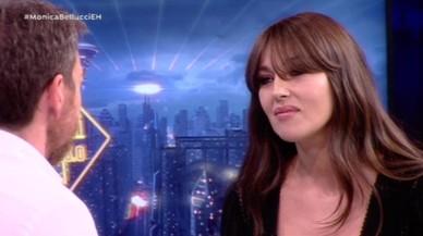 Pablo Motos se confiesa ante Monica Bellucci