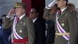 El PNB critica que Felip VI pugui proclamar-se rei vestit de militar