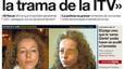 """""""Oriol Pujol dirigia la trama de la ITV"""", a la portada d'EL PERIÓDICO"""
