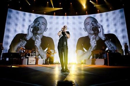 Ramazzotti actuar� a BCN el 14 de febrer