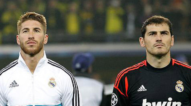 Casillas y Ramos tambi�n desmienten el ultim�tum a Mourinho