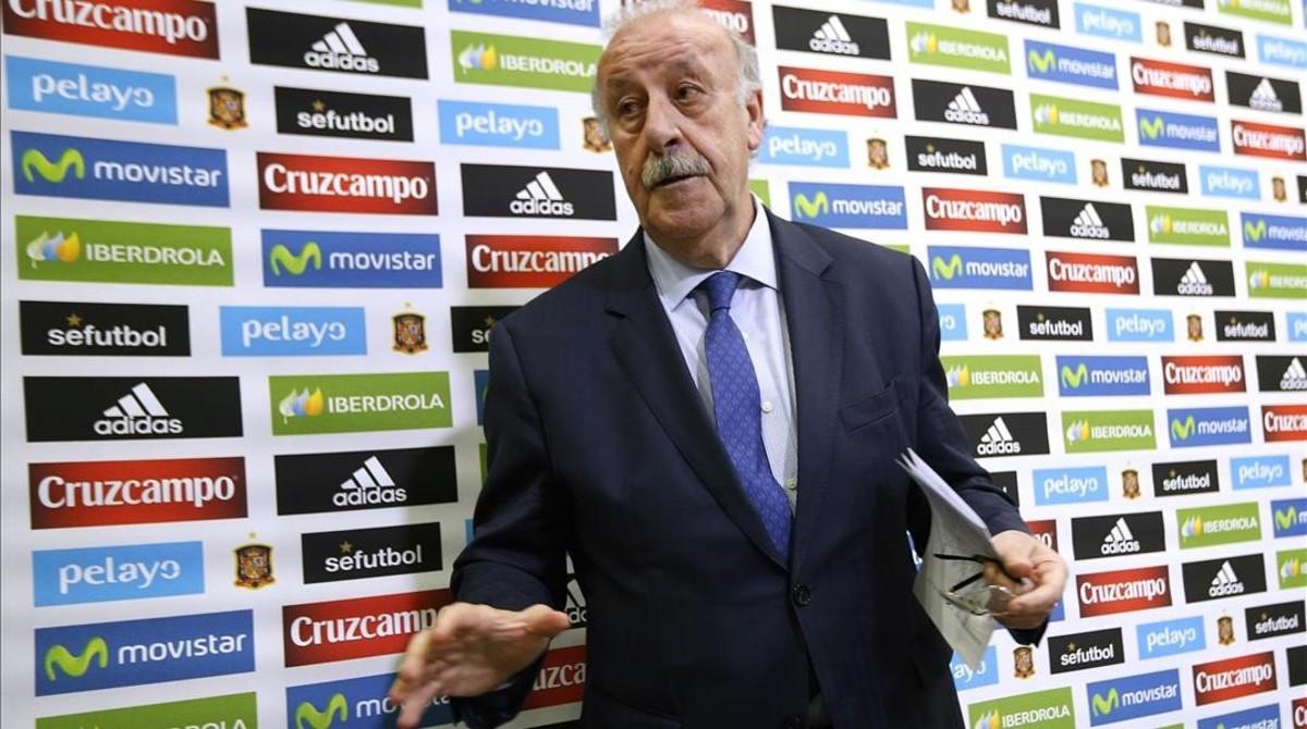 Del Bosque tira de Aduriz en lugar de Costa y llama por primera vez a Sergi Roberto