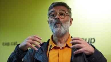El diputat Carles Riera es perfila com a candidat de la CUP al 21-D
