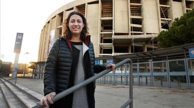 """Chiara d'Angelo: """"Hay que saber ubicar el éxito en lugares alternativos"""""""