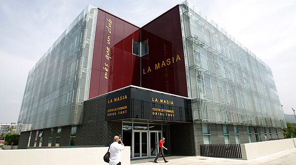 La Masia del Bara abre puertas