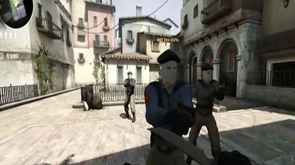 Videojuego 'Counter-Strike: Global Offensive'