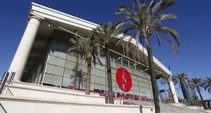 El Teatre Nacional de Catalunya (TNC).