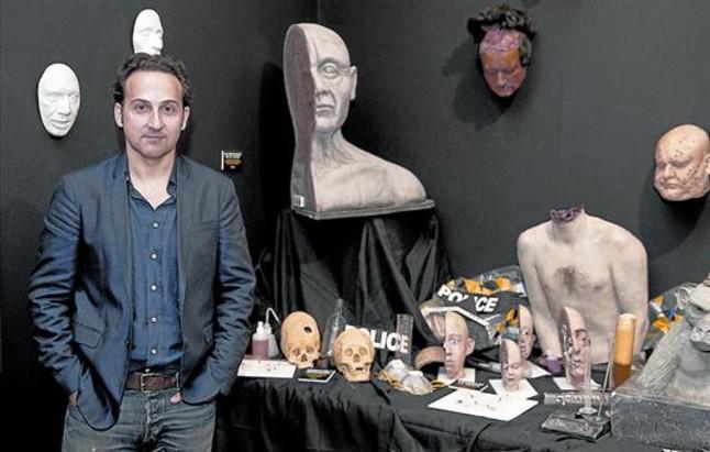 Una exposici n fantasmal for Expo cuarto milenio valencia