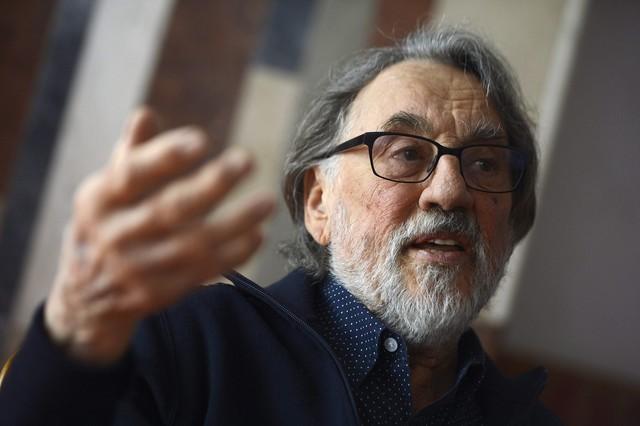 El director de fotografía Vilmos Zsigmond