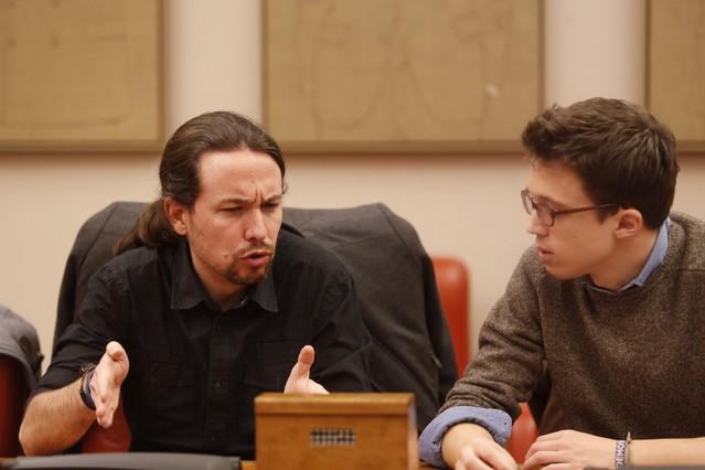 Pablo Iglesias bromea sobre la niñez de Íñigo Errejón