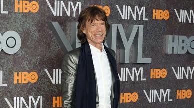 Mick Jagger tindrà el seu vuitè fill als 72 anys