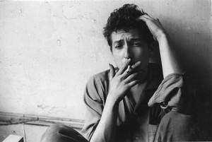 Bob Dylan, en una imagen de 1962.