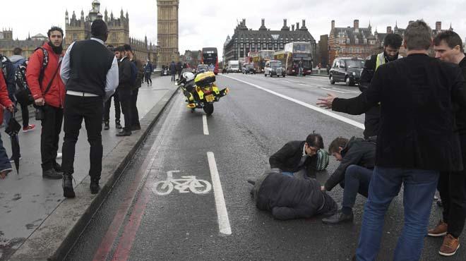 Un home de 75 anys, quarta víctima mortal de l'atemptat de Londres