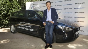 Presentación de la campaña #JuntosEnElAsfalto de Hyundai