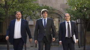 zentauroepp39959052 barcelona 05 09 2017 reunion del consell executiu del govern170905184800