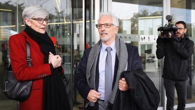 Santiago Vidal pide la jubilación tras volver a la judicatura