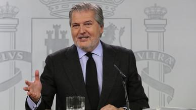 """El Govern central es felicita per l'actitud de Forcadell i la tornada """"a l'ordre"""""""