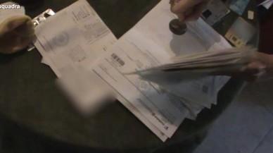 Dos detenidos en Reus por falsificar recetas para psicotrópicos