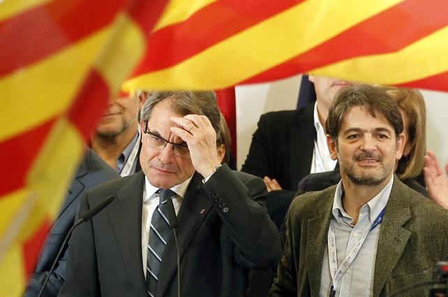 Oriol Pujol, �que el derecho a decidir no es negociable!