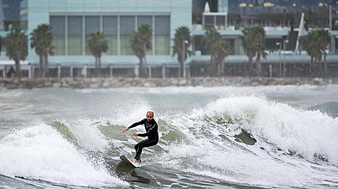 On Barcelona - Surf a la ciutat