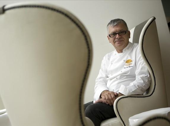El chef franc s de origen catal n jean luc figueras muere for Cocinero en frances