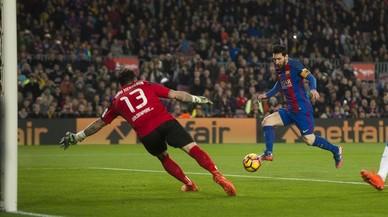 El Barça-Leganés, en directe 'on line'