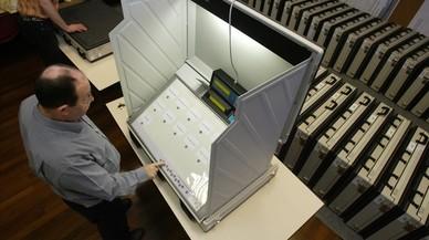 Interior descarta implantar el voto electrónico por miedo a un ciberataque