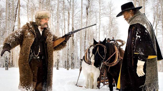 'Los odiosos ocho': Tarantino, el cineasta sense límits