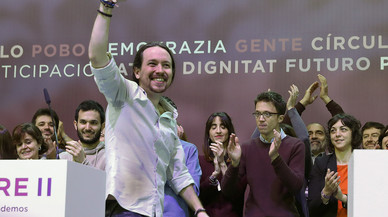 Las cinco heridas que cambiaron Podemos