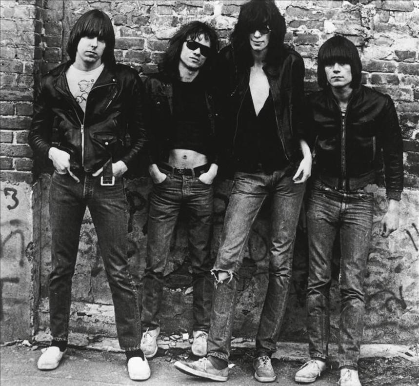 Ramones, lo que queda 40 a�os despu�s