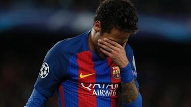 """El Barça no convoca Neymar davant """"la incertesa legal"""""""