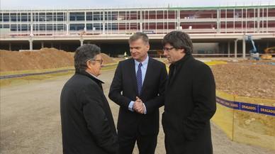 Amazon inaugurarà el centre logístic del Prat el 4 d'octubre