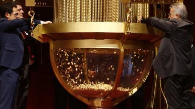 Les vendes de loteria creixen un 3,45 % i arriben als 2.672 milions d'euros