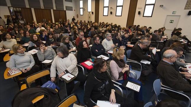 La escuela catalana burlará la segregación de la LOMCE con más matemáticas