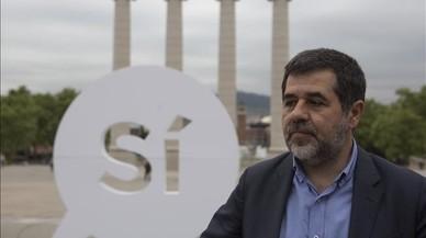 """El company de cel·la de Jordi Sànchez es canvia de lloc, fart de la seva """"llauna"""" independentista"""