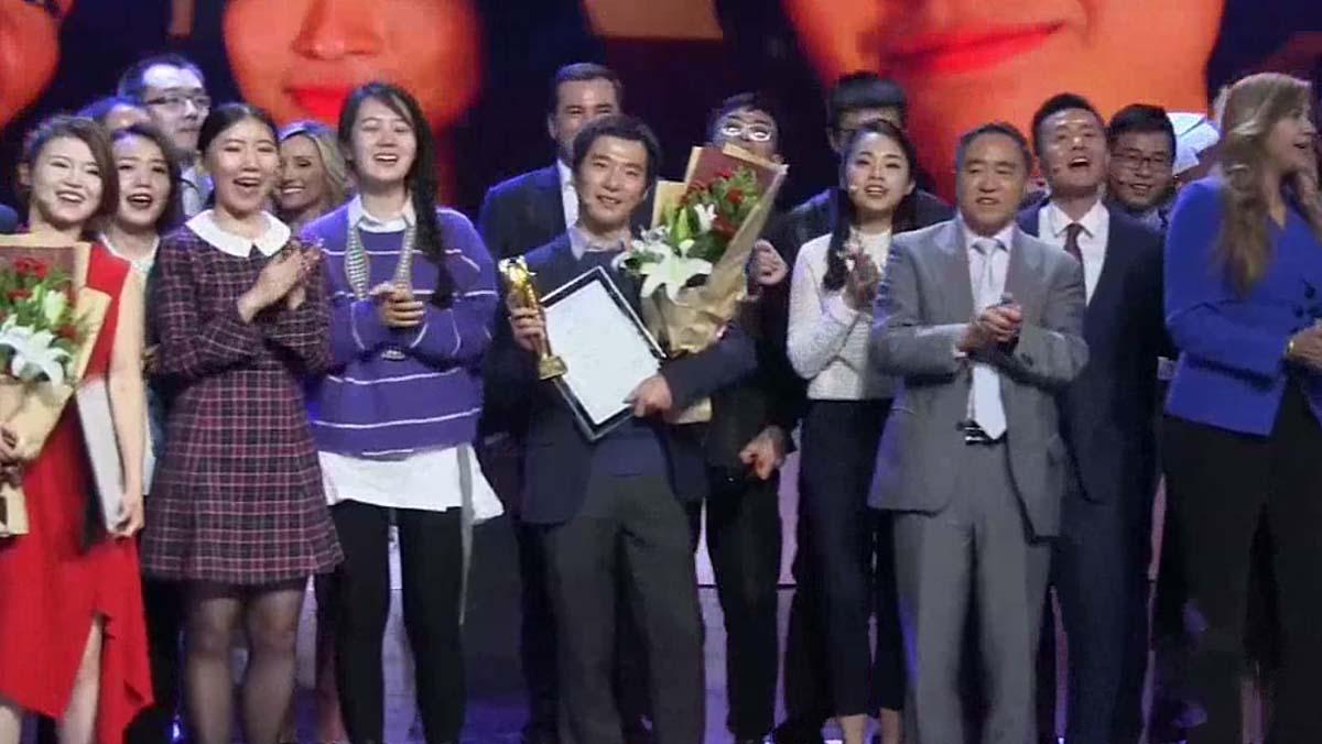 L'espanyol torna a ser protagonista a la televisió estatal xinesa