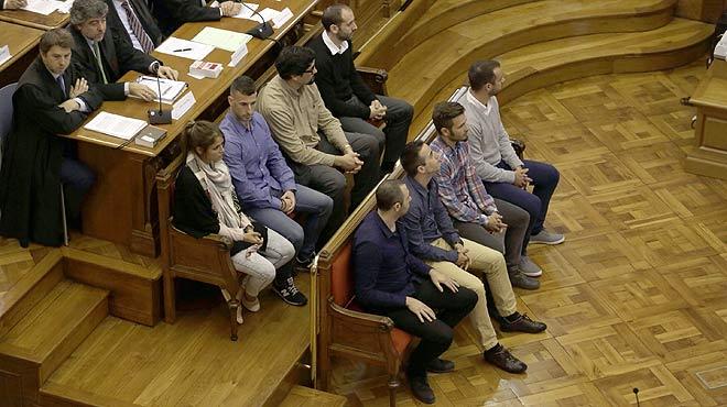 Seis mossos admiten que causaron la muerte de Benítez para evitar la cárcel
