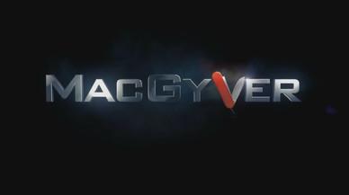 Logo de la nueva versi�n de la serie de los a�os 80 'McGyver', que se estrenar� en septiembre en EEUU.