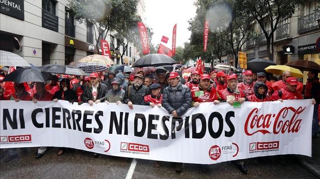 Los trabajadores afectados por ERE bajaron un 37,5% hasta noviembre