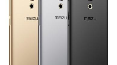 El 'smartphone' Meizu PRO6.