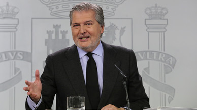 """El Gobierno se felicita por la actitud de Forcadell y la """"vuelta al orden"""""""
