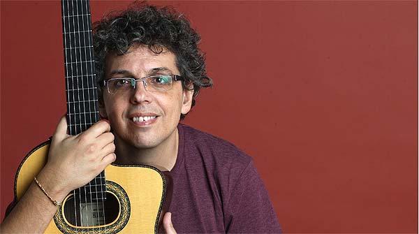 Spanish Singer Pedro Guerra