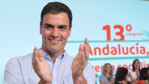 Díaz y Sánchez enconan su pulso por el modelo territorial del PSOE