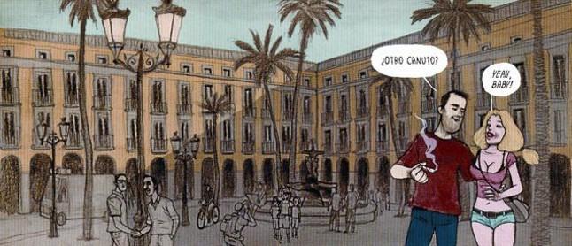 Barcelona muestra sus m ltiples caras en tres nuevas for Barcelona paris low cost