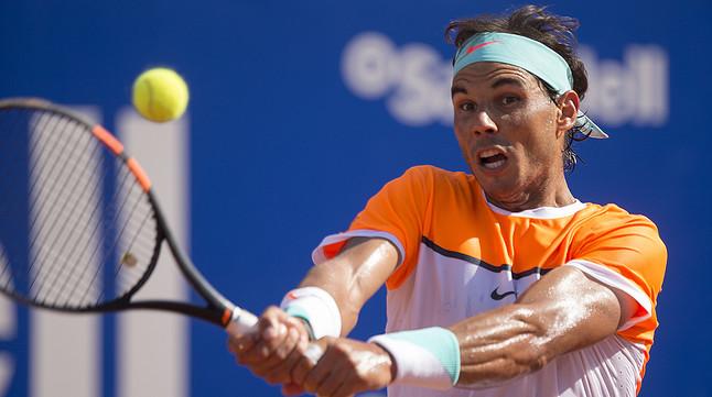 Nadal debuta con una victoria ante almagro su verdugo en for Banc sabadell pisos