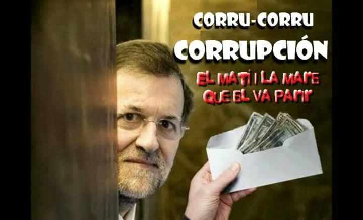 Rajoy canta a ritmo de 'ska'