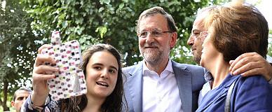 Rajoy culpa al 'president' de la bajada de calificaci�n de S&P a Catalunya