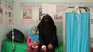 La difícil misión de los médicos en Yemen